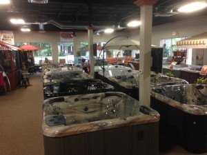 hot tub showroom malibu spas hagerstown chambersburg martinsburg greencastle