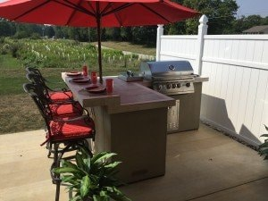 Outdoor Kitchen from Spa Warehouse in Hagerstown, MD