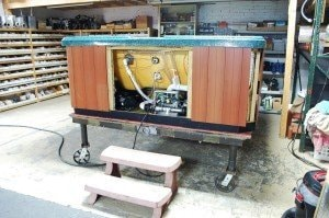 Hot tub service in Hagerstown MD